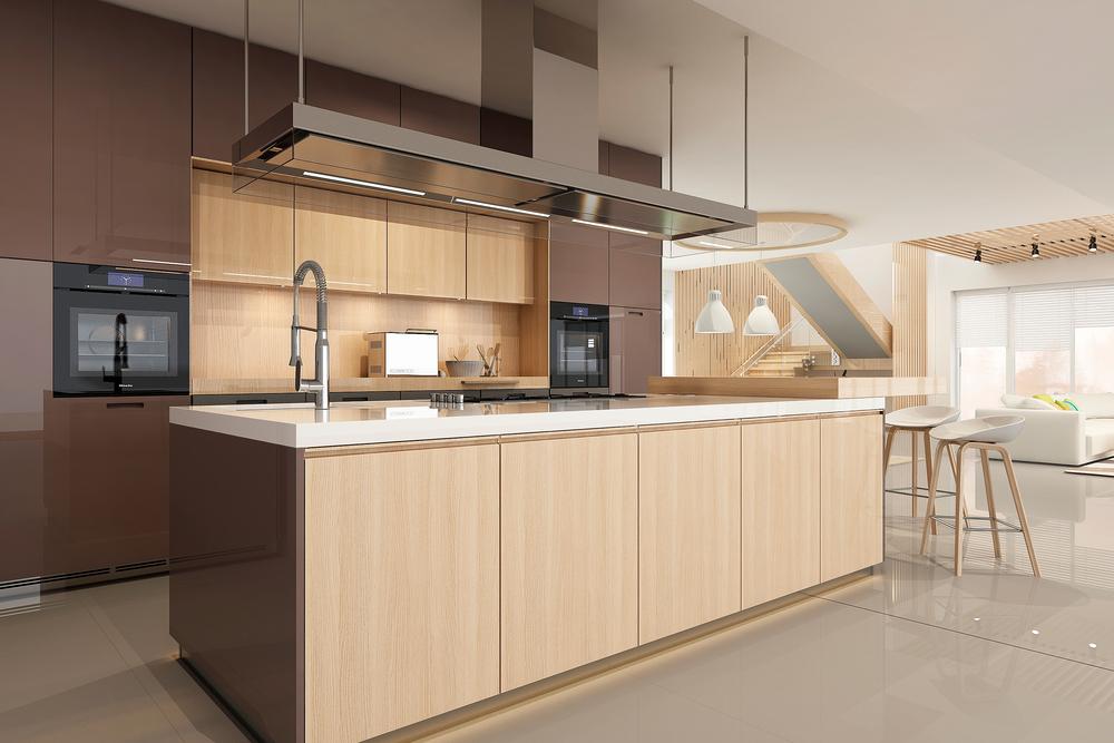 moderne keuken compleet